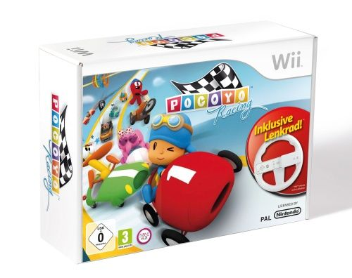 Pocoyo-Bundle-Nintendo-Wii-Racing