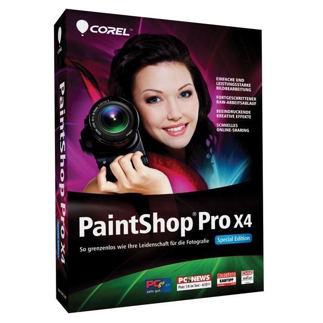 paint shop deutsch: